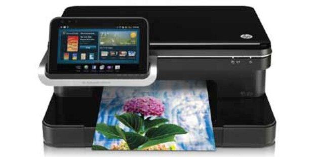 HP-Tablet startet im Bundle mit Drucker