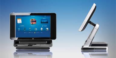 HP stellt neuen PC mit Finger-Steuerung vor