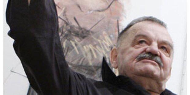 Umstritten und polarisierend: Hrdlicka wird 80