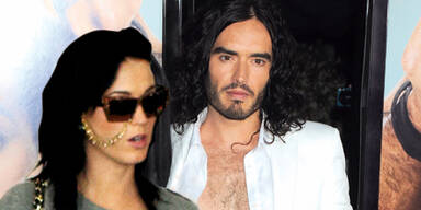 Katy Perry & Russell Brand (Montage)
