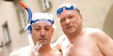 Rudi Roubinek & Reinhard Nowak