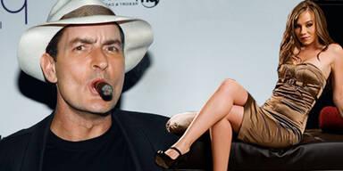 Charlie Sheen & Pornostar Capri Anderson