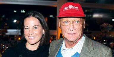 Birgit & Niki Lauda
