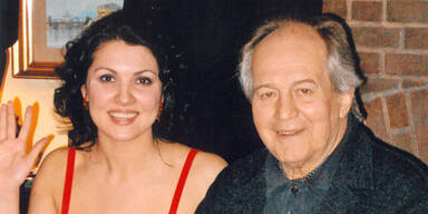 Anna Netrebko & Otto Schenk