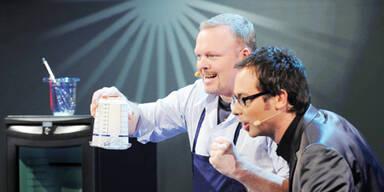 Stefan Raab & Matthias Opdenhövel