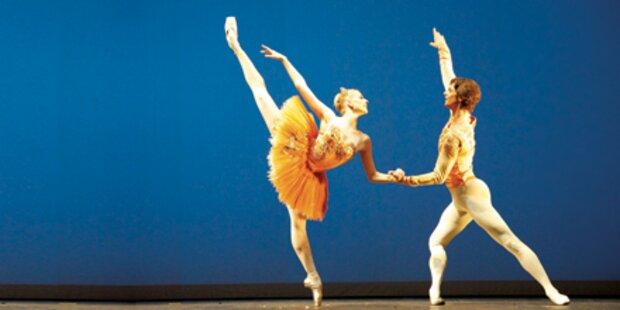 Legris: Die erste Ballettpremiere