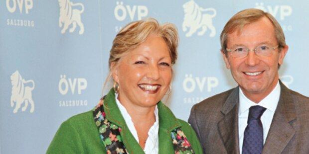 Salzburg: Landesrätin Widmann angelobt