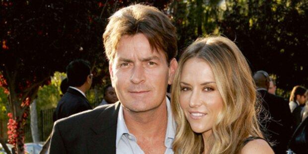 Sheen: Kein Unterhalt für dritte Ex-Frau
