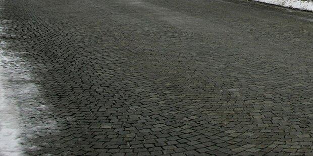 Höhenstraße: Kopfsteinpflaster bleibt