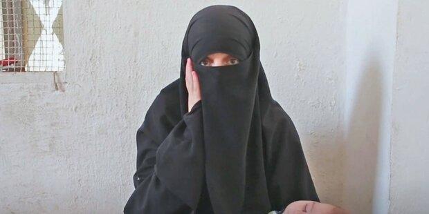 Deutsche IS-Braut fleht Merkel an