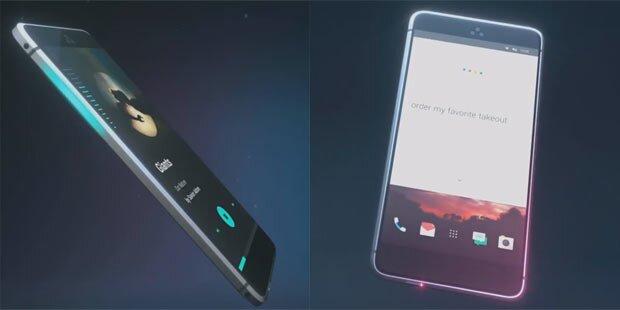 Bringt HTC das coolste Smartphone der Welt?