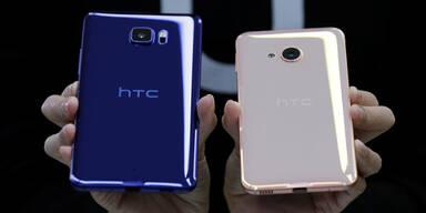 "HTC bringt neues Flaggschiff ""U Ultra"""