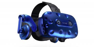 HTC will mit Vive Pro Gamer erfreuen