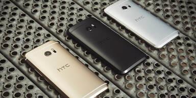 HTC 10 ab sofort in Österreich