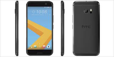 HTC 10: Flaggschiff offiziell vorgestellt