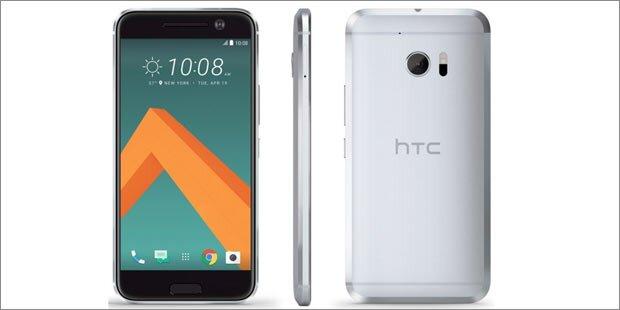 HTC 10 greift LG G5 und Galaxy S7 an