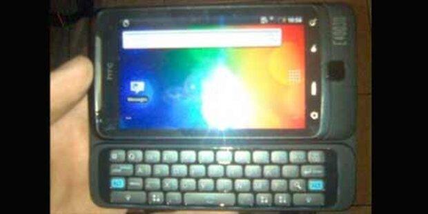 Neues Android-Flaggschiff von HTC?