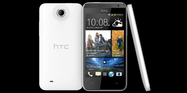 HTC bringt das Desire 300 an den Start