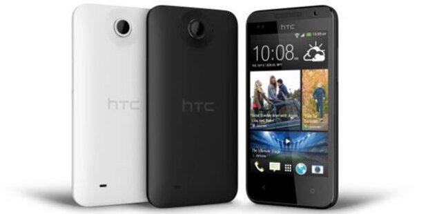 HTC bringt das Desire 310 zum Kampfpreis