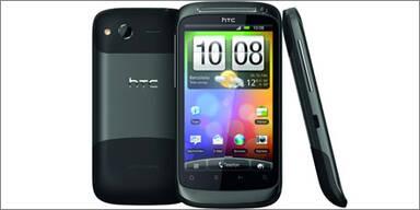 HTC Desire S in Österreich erhältlich
