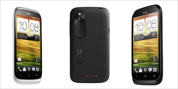 HTC Desire X kommt zum Kampfpreis