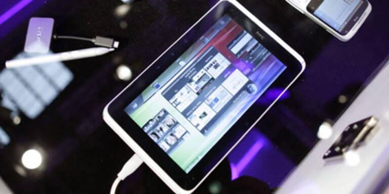 (Facebook-)Smartphones & Tablet von HTC