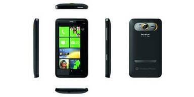 Fünf neue HTC WP7-Smartphones