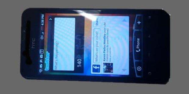 HTC bringt iPhone-Killer