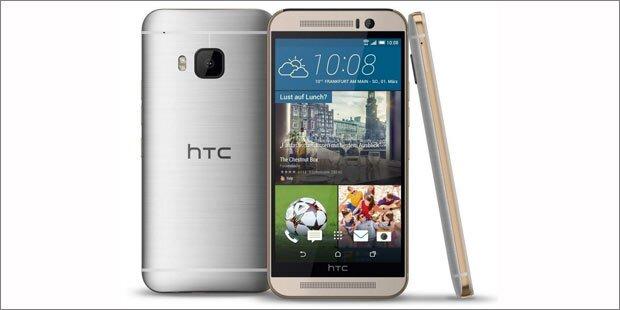 HTC M9: Alle Infos und Fotos
