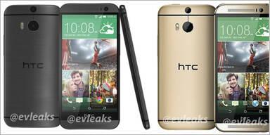 Neues HTC One: Fotos und Video aufgetaucht