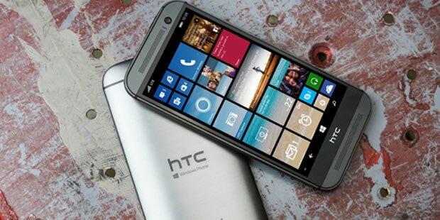HTC One (M8) mit Windows Phone