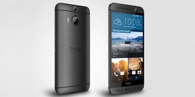 HTC bringt das One M9+ nach Österreich