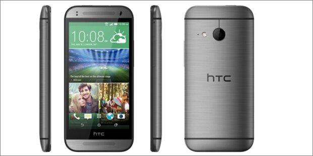HTC bringt das neue One mini 2