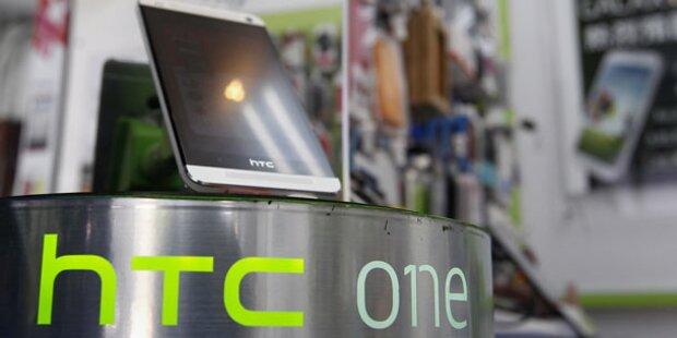HTC hadert wegen One-Verspätung
