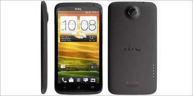 "HTC bringt ""neues"" Flaggschiff One X+"