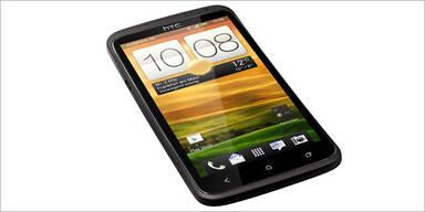 HTC bringt LTE-Smartphone One XL