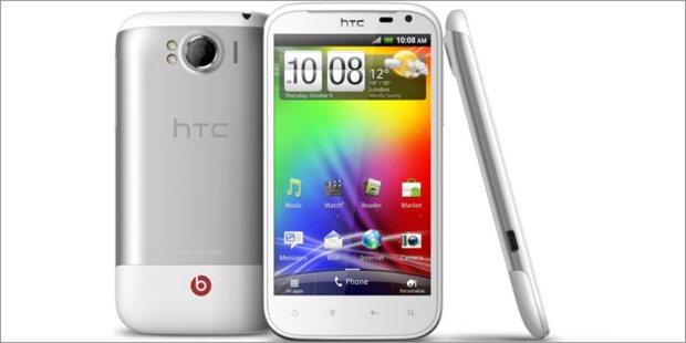 HTC stellt Sensation XL mit 4,7 Zoll vor