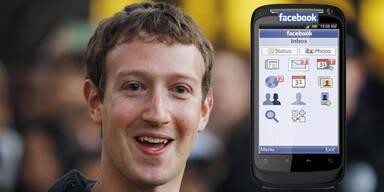 "Facebook bringt eigenes Smartphone ""Buffy"""
