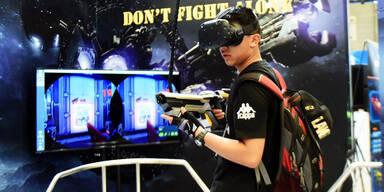 HTC Vive jetzt mit Gratis-VR-Games