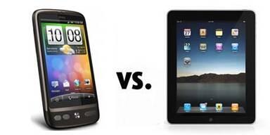 HTC fordert iPhone- & iPad-Verkaufsstopp