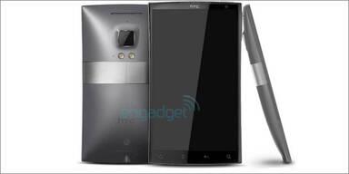 HTC Zeta mit 2,5 GHz Quadcore-Chip kommt