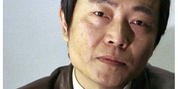 China sperrt Menschenrechtler Huang ein