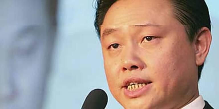 Einst reichster Chinese vor Gericht