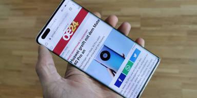 Das Huawei Mate 40 Pro im großen Test