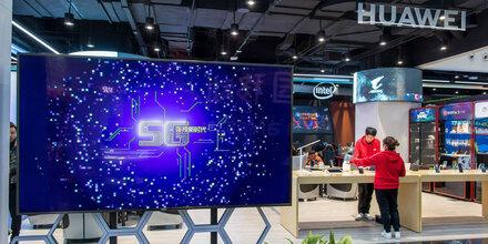 5G-Ausbau: EU schließt Huawei NICHT aus