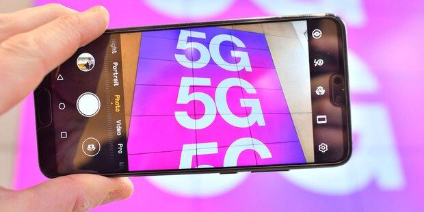 Heimische 5G-Auktion wird verschoben