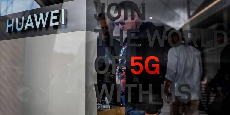 5G-Ausbau: Gegenwind für Huawei