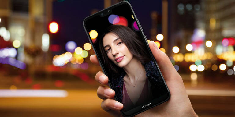 Huawei P20 lite ab sofort erhältlich