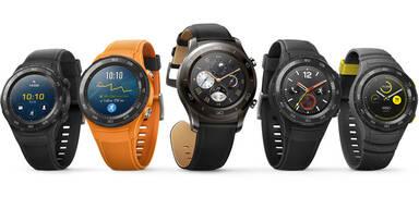Huawei Watch 2 ab sofort erhältlich