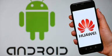 """17 Huawei-Handys bekommen Android 10 """"Q"""""""